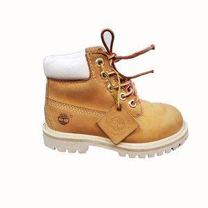 Timberland Premium Waterproof Boots Toddler Sz 8